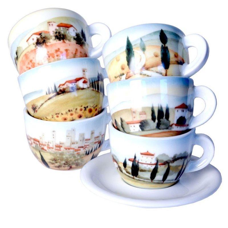 cappuccinotassen mit motiv kaffee espresso baristazubeh r. Black Bedroom Furniture Sets. Home Design Ideas