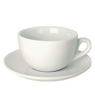 italienische milchkaffeetassen ancap verona wei 6 st ck. Black Bedroom Furniture Sets. Home Design Ideas