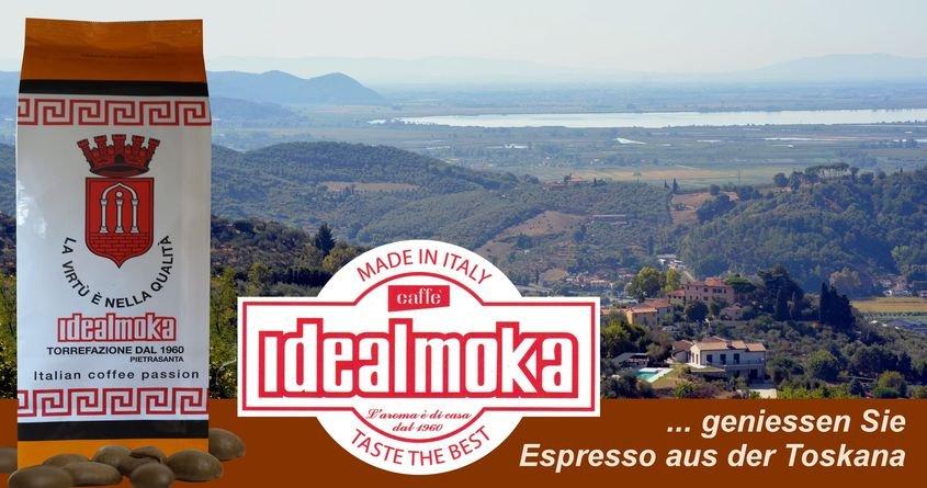 Espresso aus der Toskana bestellen