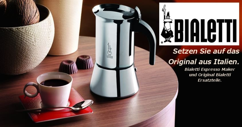 Espresso Maker von Bialetti
