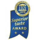 Prämierung mit dem Superior Taste Award 2015 2 Sterne